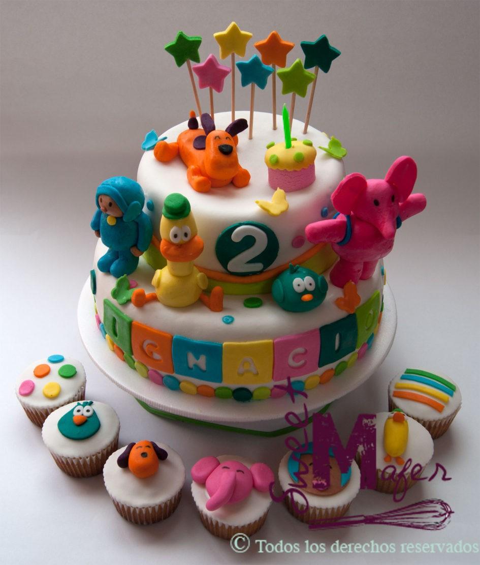 Cake De Cumpleanos Sebastian Para Ninos